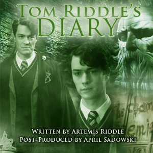 MisfitsAudio Productions » Tom Riddle's Diary