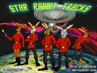 Star Rabbit Tracks